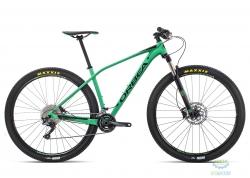 Велосипед Orbea ALMA 29 H50 M Blue - Orange 2019