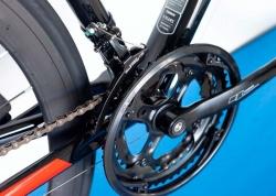 Велосипед Trinx 28 Tempo 2.1 рама - 50cm 2021 Black-Red-White