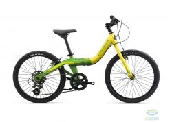 Велосипед детский Orbea GROW 2 7V Black-Jade-Green 2017