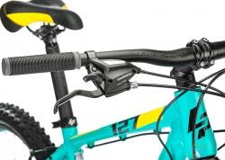 Велосипед Lapierre EDGE 127 Woman 45 M Green/Yellow 2017