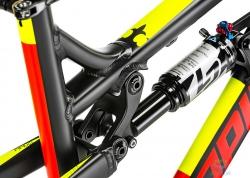 Велосипед Lapierre EDGE XM 327 44.5 M Orange 2017