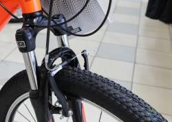 Велосипед 27,5 Pride Marvel 7.1 рама - M оранжевый 2018
