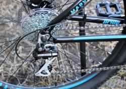 Велосипед 27,5 Pride Marvel 7.3 рама - M черный 2018