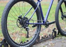 Велосипед 29 Pride RUMBLE 9.4 рама - M 2020 Blue/Black