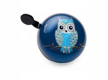 Звонок Electra Night Owl Ding-Dong dark-blue