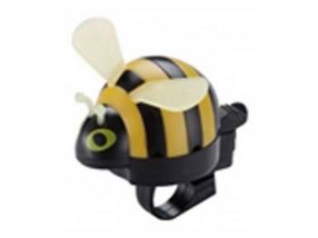 Звонок TW JH-506Y Пчела, пластик, желтая