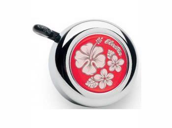 Звонок Electra Hawaii Red chrome