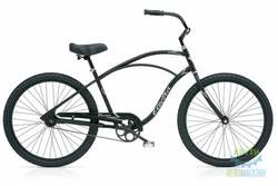 Велосипед 26 ELECTRA Cruiser 1 Men's Black