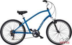 Велосипед  26 ELECTRA Townie Original 21D Men's blue metallic синий