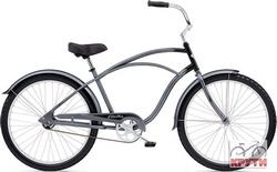 Велосипед  26 ELECTRA Cruiser Custom 1 Men's черный