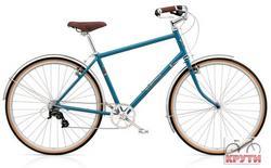 Велосипед  28 ELECTRA Ticino 8D .Alloy. Men's regular denim Regular denim