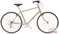 Велосипед 28 ELECTRA Ticino 8D (алюм) Men's Large Gold Patina