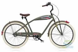 Велосипед 26 ELECTRA Tiger Shark 3i Men's midway Grey