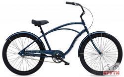 Велосипед 26 ELECTRA Coaster 3i .Alloy. Men's atlantic blue