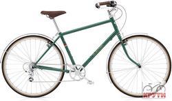 Велосипед 28 ELECTRA Ticino 8D .Alloy. Men's Large Racing Green
