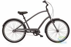 Велосипед 26 Electra Townie Original 3i Men's satin Graphite