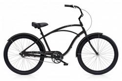 Велосипед 26 ELECTRA Coaster 3i (алюм) Men's 2014 black satin