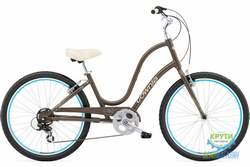 Велосипед 26 ELECTRA Townie Original 7D Ladies Quartz Grey