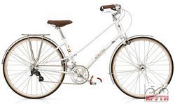 Велосипед 28 ELECTRA Ticino 16D .Alloy. Ladie Pearl White