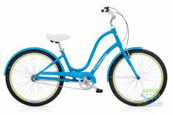 Велосипед 26 ELECTRA Townie Original 3i Ladies Caribbean Blue