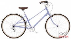 Велосипед 28 ELECTRA Ticino 8D (алюм) Ladie regular wisteria