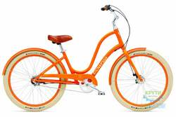 Велосипед 26 ELECTRA Townie Balloon 3i Ladies Tangerine