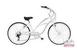 Велосипед  26 ELECTRA Cruiser 7D Ladie 2013 white  pearl