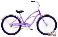 Велосипед  26 ELECTRA Cruiser Custom 3i Ladie 2013 lavender/purple