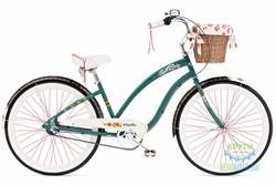 Велосипед 26 ELECTRA Gypsy 3i Ladies forest Green