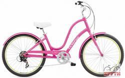 Велосипед 26 ELECTRA Townie Original 7D Ladie fuchsia