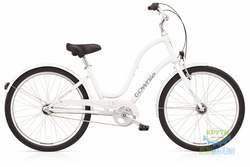 Велосипед 26 ELECTRA Townie Original 3i Ladies White