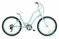 Велосипед 26 Electra Townie Original 21D Ladies' Wintermint