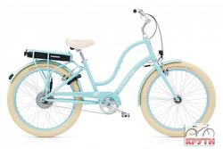 Велосипед 26 ELECTRA Townie Balloon GO! Ladie sky blue