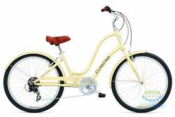 Велосипед 24 ELECTRA Townie Original 7D Ladies Vanilla