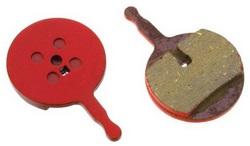 Колодки тормозные диск JAGWIRE Red Zone Comp DCA065 2 шт
