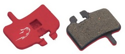 Колодки тормозные диск JAGWIRE Red Mountain Sport DCA001 (2 шт) - Hayes HFX-Mag, HFX-9, MX1