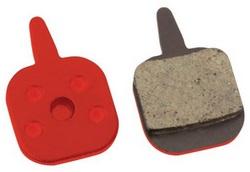 Колодки тормозные диск JAGWIRE Red Zone Comp DCA077 2 шт