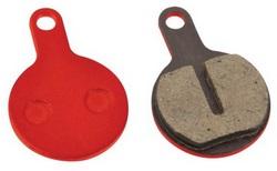 Колодки тормозные диск JAGWIRE Red Zone Comp DCA078 2 шт
