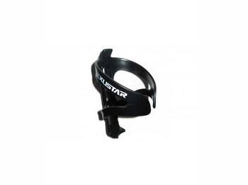 Флягодержатель EXUSTAR BC200K пластиковый, чёрный