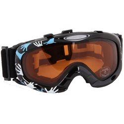 Маска лыжная Axon Monkey 520 детск. Black
