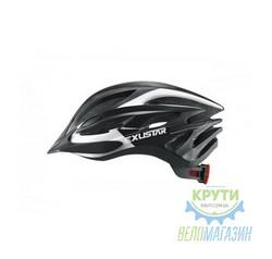 Шлем EXUSTAR BHM107 размер S/M 55-58см черный