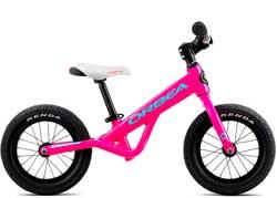 Детский велосипед Orbea Grow 0 Pink-Blue 2020