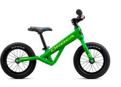 Детский велосипед Orbea Grow 0 Green-Pistachio 2020