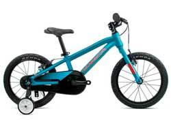 Детский велосипед Orbea MX 16 Blue-Red 2020