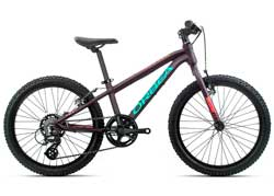 Детский велосипед Orbea MX 20 Dirt Purple-Pink 2020