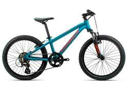 Детский велосипед Orbea MX 20 XC Blue-Red 2020