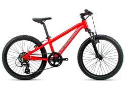 Детский велосипед Orbea MX 20 XC Red-Black 2020