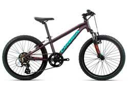 Детский велосипед Orbea MX 20 XC Purple-Pink 2020
