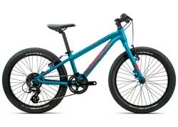 Детский велосипед Orbea MX 20 Team Blue-Red 2020