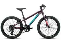 Детский велосипед Orbea MX 20 Team Purple-Pink 2020